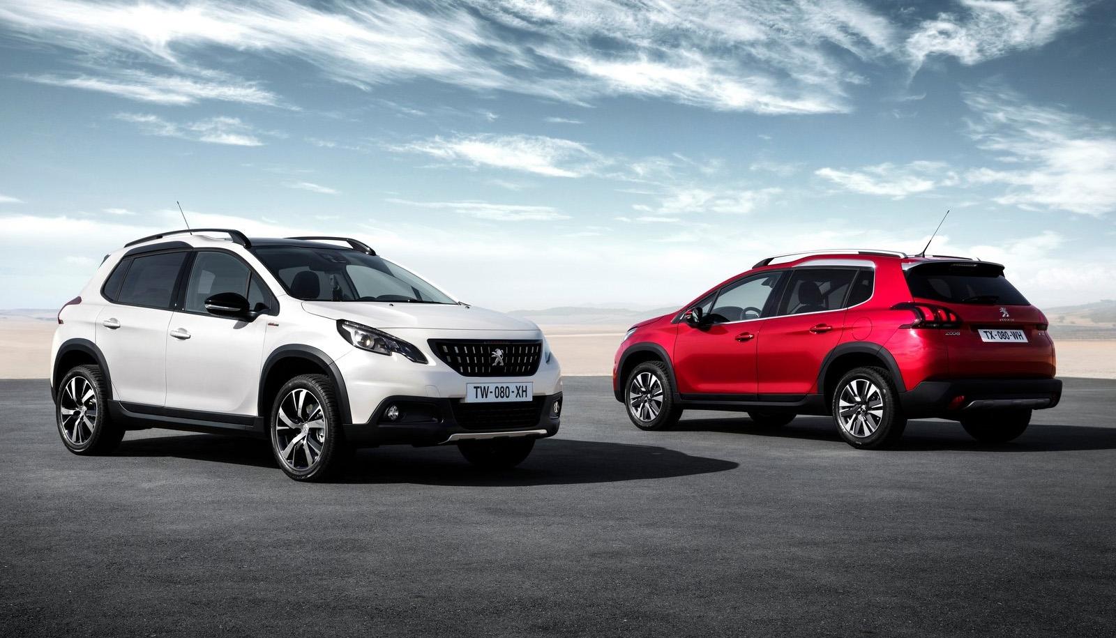 Video impressie Peugeot 2008