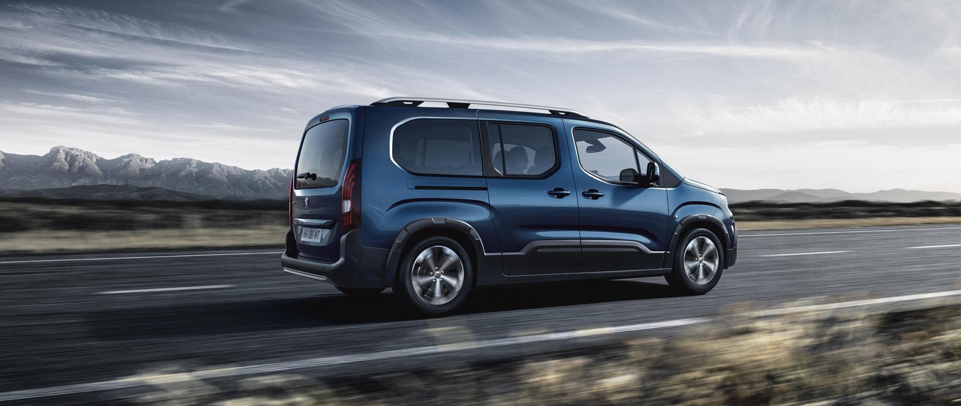 Video impressie Peugeot Rifter