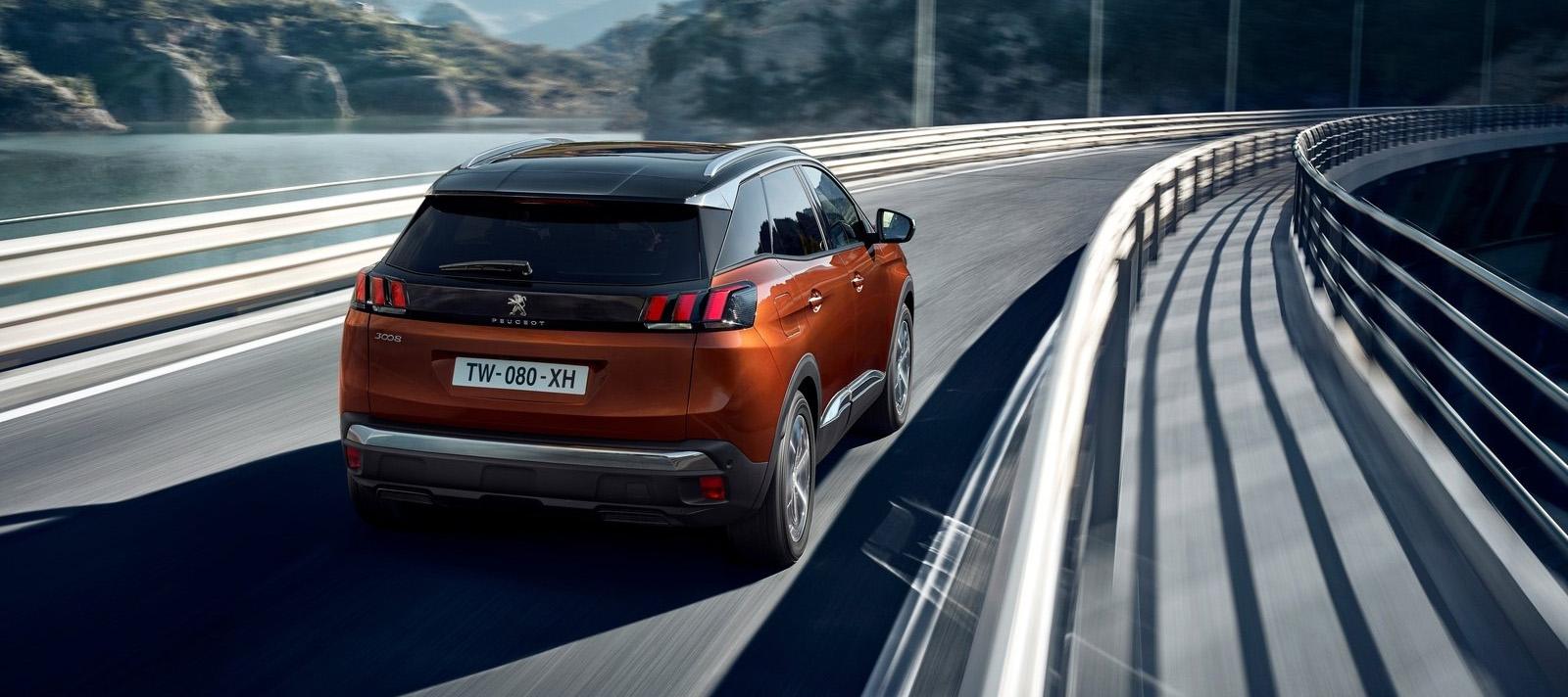 Video impressie Peugeot 3008